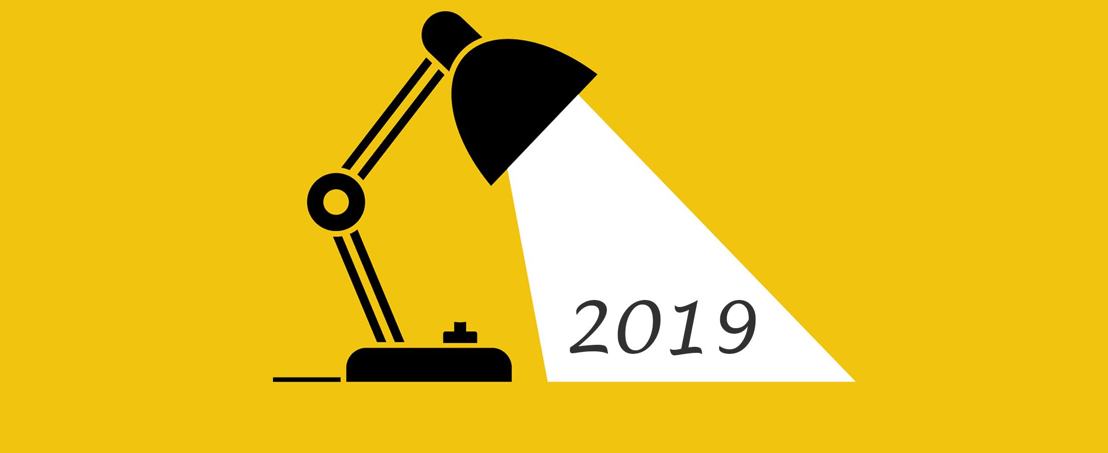 New Years Greetings 2019